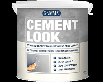 Gamma Paint   Cement – Colour