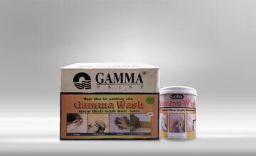 3. Gamma Wash